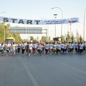 First international Peace Marathon in Erbil