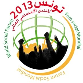 World Social Forum in Tunis 26-30 March 2013