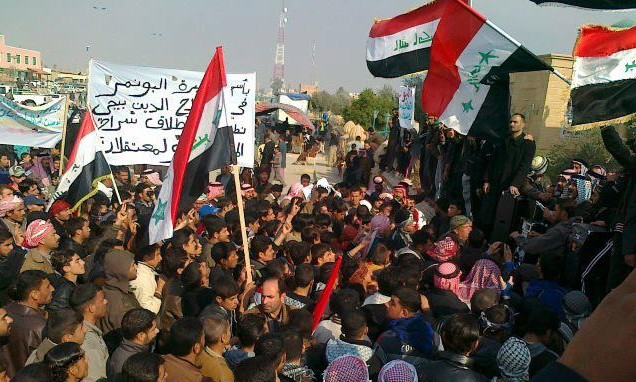 The Desire for Change, Iraqi demonstrations mark the tenth anniversary of the U.S. invasion of Iraq! (Part 1)