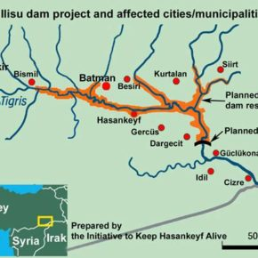 Controversial Ilisu Dam on Hasankeyf Halted by Turkish Court