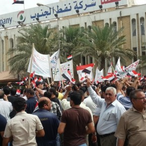 Latest News from Unions Supporting Workers Rights in Iraq