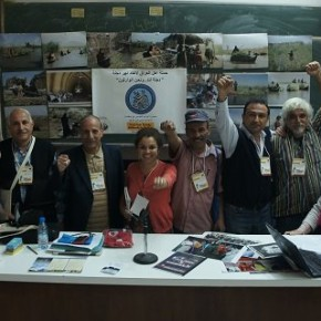 Global Solidarity Against Water Grabs by Dams and Mining Projects