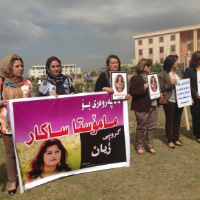 Women Groups in Suleimaniya Demand an End to the Patriarchal System