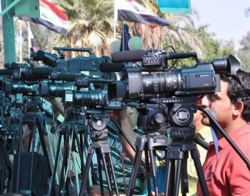 "Journalists in Iraq risk their lives and ""Journalists Rights Law"" needs amendments"