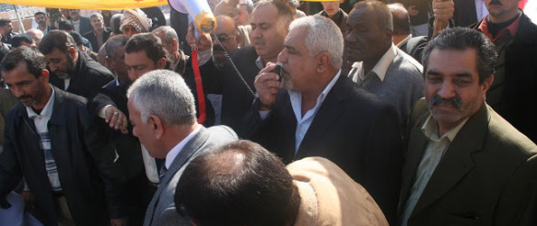 Hassan Jumaa Awad, President of the Iraqi Federation of Oil Unions