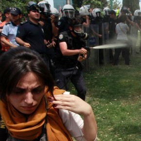 Resistance Against Destruction of Taksim Gezi Park