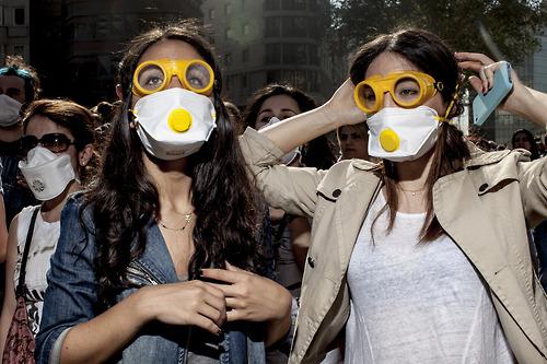 Gezi Park Protests