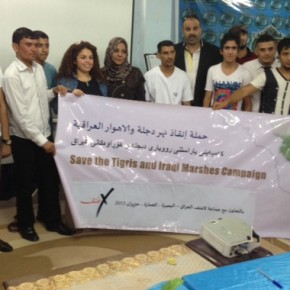 Save the Tigris Campaign holds successful seminars in four South Iraq Provinces