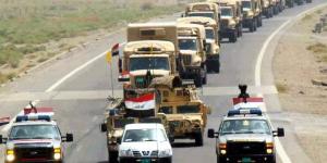 مزيد من القطعات العسكرية تتوجه للقتال في الانبار