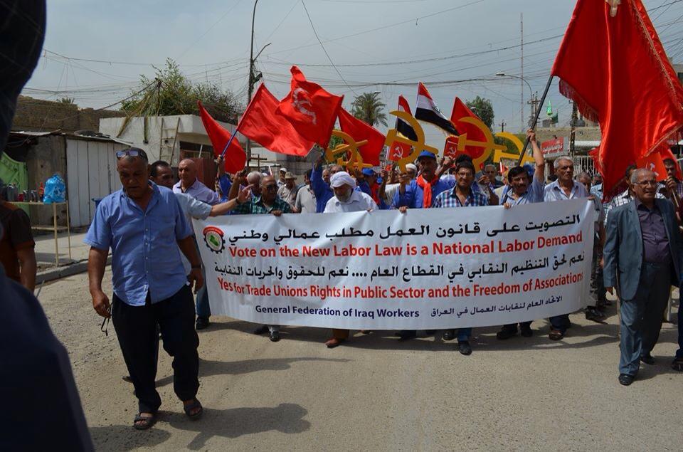 عمال-العراق-بغداد-2014