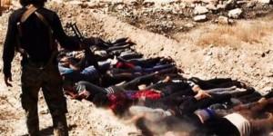 داعش يعدم مدنيين