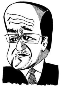 IRAQ PRIME MINISTER NURI AL- MALIKI @The New Yorker