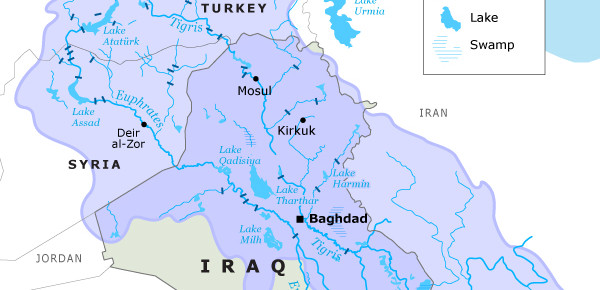 Water and its Infrastructure are not Weapons of War, Protect Civilians' Right to Water in Iraq