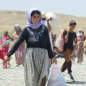 ETHNIC CLEANSING ON HISTORIC SCALE: THE ISLAMIC STATE'S SYSTEMATIC TARGETING OF MINORITIES IN NORTHERN IRAQ