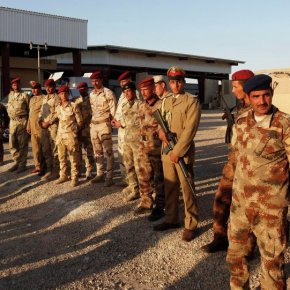 'Ghost' Soldiers, Funding Issues, Lack of Morale, Unity Shatter Iraqi Army!