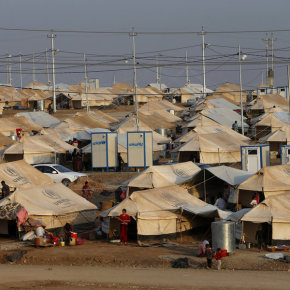 For Yazidi Women, Escaping ISIS Doesn't Mean The Ordeal Is Over!