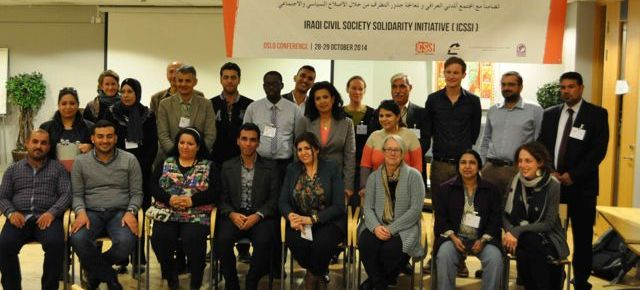 Final Declaration  of the  Iraqi Civil Society Solidarity Initiative Conference  Oslo, Norway, 27-29 October 2014