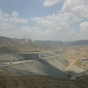 Ilisu Dam construction site militarized!
