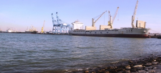 General Company for Ports Announces the Injury of Umm Qasr Port Paralyzed due to the Petrochemicals Staff Sit-in