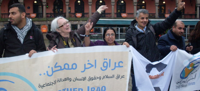 We Stand Together With Iraqi Civil Society Activists!