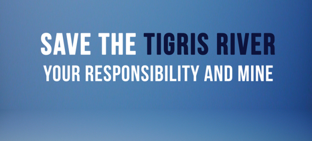 Erbil hosts international and Iraqi activists for the Strategy Meeting of the Save the Tigris Campaign