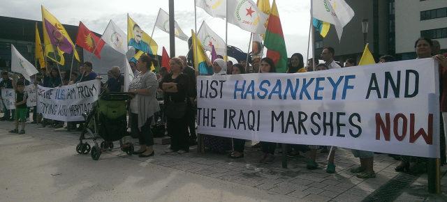 List Hasankeyf and The Iraqi Marshes Now! Stop Ilisu Dam from Destroying World Heritage