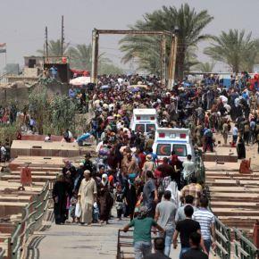 Iraq: Curbs Put War's Displaced at Risk