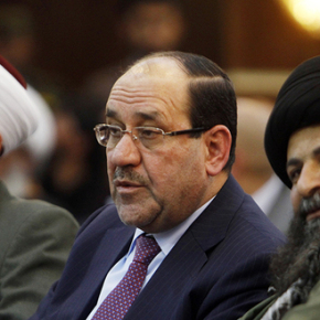 Is Maliki making a comeback?