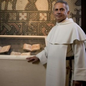 Dominican Monk Saves 800 Manuscripts at Risk from Daesh across Kurdistan
