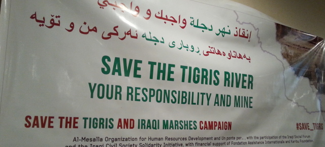 Three Reasons Why Some People Downplay the Risk of the Ilisu Dam on Iraq?