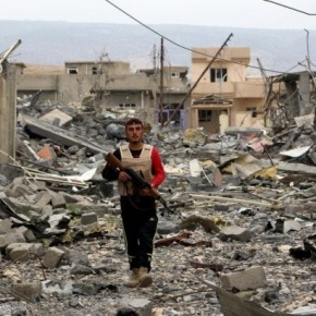 'I'll Warm Myself on Fire of Revenge': Hatred Hangs in Ruins of Iraq's Sinjar