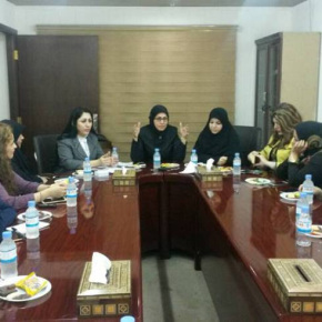 The Parliamentary Committee for Women Adopts the Study of Shahrazad Campaign on Sexual Harassment in the Iraqi Society