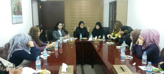 The Parliamentary Committee of Women Adopts the Study of the Iraqi Women Journalists Forum on the Phenomenon of Harassment in the Iraqi Society