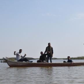 Save the Tigris and Iraqi Marshes Campaign Youth Camp in the Marshes of Al-Chibayish