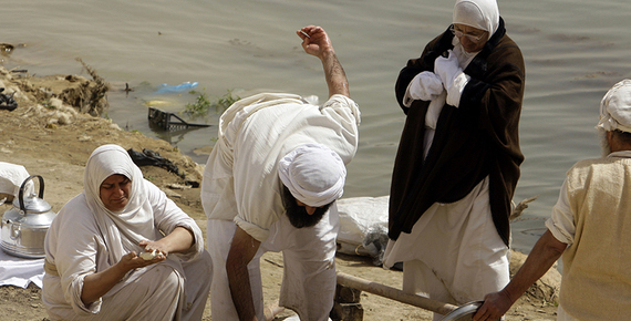 What will happen to Iraq's Mandaeans?