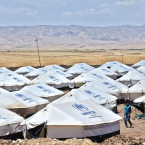 UNHCR Concerned Over Restrictions on Freedom of Movement for Displaced Iraqis in Camps
