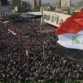 Young Grassroots Activism on the Rise in Iraq: Voices From Baghdad and Najaf