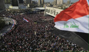 2015 Protests to force Iraqi politics in the direction of reform have taken place weekly