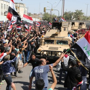 "Popular Protests Escalate in Iraq as Installation of ""White Envelope Government"" Stalls"