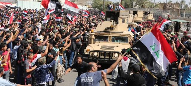 Years of Civil Society Protest Bring Change to Iraq