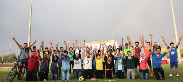 Iraqi Youth Use Sport as a Community Tool Against Violence