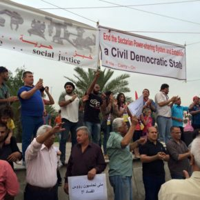 The Protest in Iraq: a National, Popular and Nonviolent Movement
