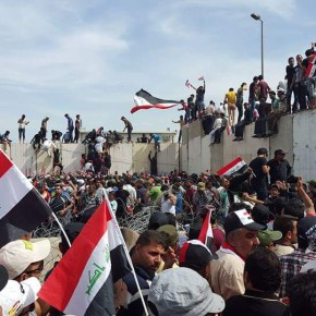 The Iraqi Intifada, a Weekend of Popular Nonviolent Upraising