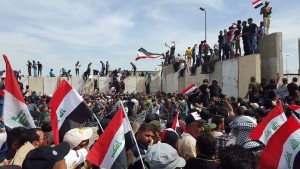 Iraqis wants Baghdad without separation walls
