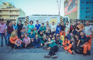 Baghdad -workers festival