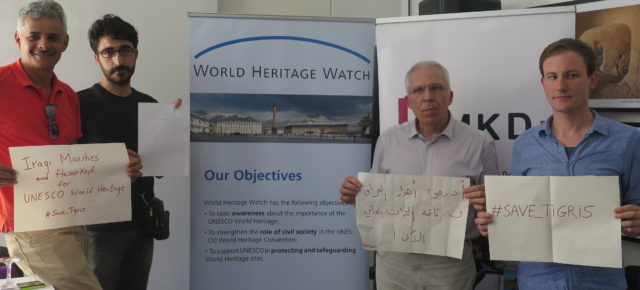 International Civil Society Urges WHC Member States to Vote YES for Iraqi Marshes