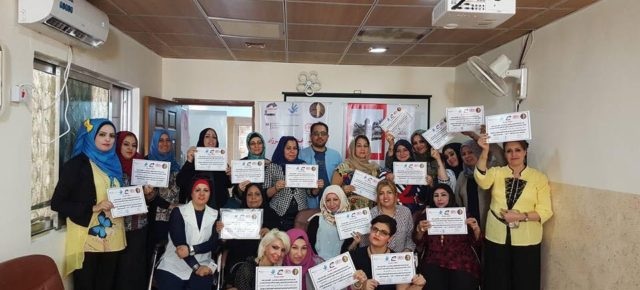 Shahrazad Center Concludes the Second Workshop on the Protection of Women Journalists and Women Human Right Defenders (WHRDs) in Iraq