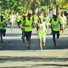Baghdad Marathon For Peace Is a Reality