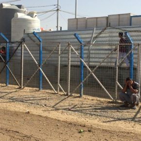 KRG: Men, Boys Fleeing Fighting Arbitrarily Detained