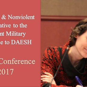 The Civil and Nonviolent Alternative to the Current Military Response to DAESH